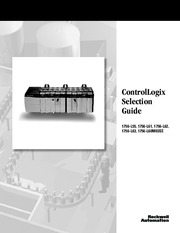 ControlLogix selection guide