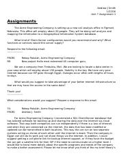 Unit 7 Assignment 1.docx