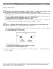 chemistry francium coursework