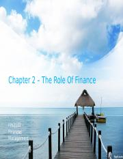 2- Role of Finance.pptx