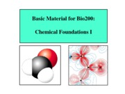 StartingMaterial-chemical foundations I