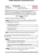 Copy_of_Student_Exploration_Stoichiometry_Part_2 - Student ...