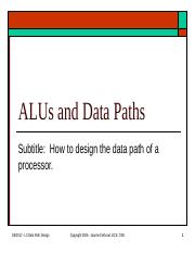 Lect 3 - Data Paths 1.ppt