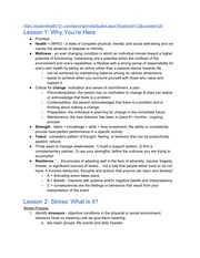 Public Health 10 Study Guide Summer 2014