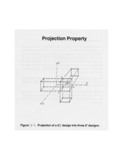 projection property