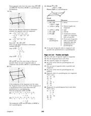 Pre-Calculus Homework Solutions 248