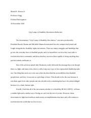 Crip Camp Reflection Paper.docx