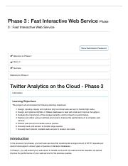 F16 15-619 Cloud Computing- (writeup_ Phase 3 _ Fast Interactive Web Service) - TheProject.pdf