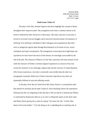 essay a raisin in the sun and the amen corner the value of  most popular documents for eng