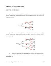 game theory solutions2