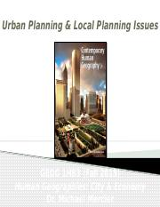 GEOG 1HB3 - Fall2015 - Lecture 17 - Urban Plannig and  Local Planning Issues - student-A2L.pptx