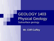 MC_PG_2012_Fall_lecture 24_Subsurface geology_text and diagrams