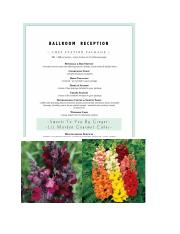 catering menu with flowers.docx