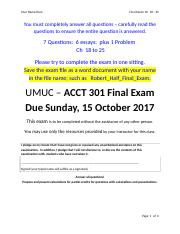 Final Exam 301 Ch 18 to 25 for students (1).docx