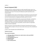 CAP500-3-resume assignment(1).docx