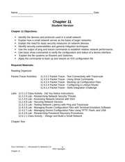 Chapter 11 - Reading Organizer - Student Version - 5.0