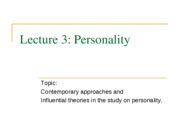Lecture 3. Students