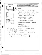575_Mechanics Homework Mechanics of Materials Solution