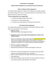 What is a Student Cafe Assignment (1).rtf