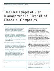The-Challenges-of-Risk-Management-in-Diversified-Financial-Companies
