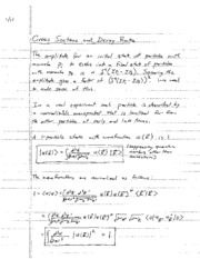 Lecture 20 Notes