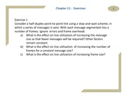 Chapter 11 Exercises