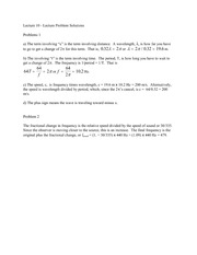 Lecture10Problems