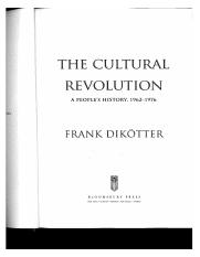 Dikotter_22_The Second Society.pdf