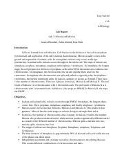 introduction to sordaria lab report Scribd es red social de lectura y publicación más importante del mundo.