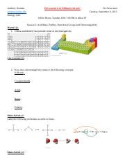 Session 3 Acid, Base, Buffers, Functional Groups and Electronegativity.docx