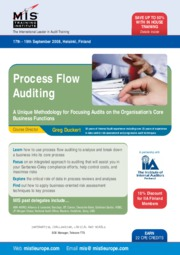 Process-Flow-Auditing