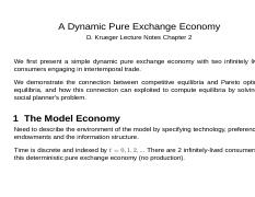 A Dynamic Pure Exchange Economy.pdf