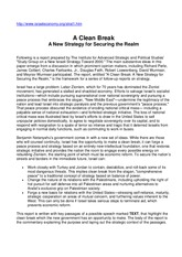 271708735-A-Clean-Break-A-New-Strategy-for-Securing-The-Realm-pdf