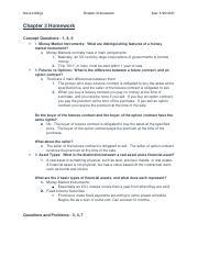 finance 3050 midterm 1