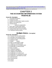 chapter 3 answers helpful info
