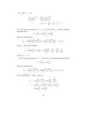 Linear Algebra Solutions 55