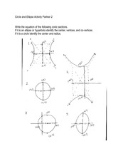 introduction to conic sections pdf