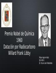 NobelQuimica1960.ppt