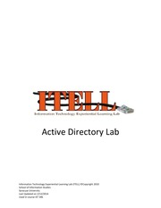 Lab05 Microsoft Active Directory