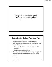 Ch09-Preparing the Project Financing Plan.pdf