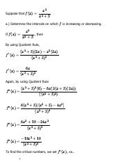 Solution for Chapter 4, 4.3 - Problem 12 - Single Variable Calculus, 6th Edition - eNotes.pdf