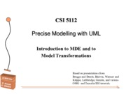 Lecture MDE and Model Transformations for Precise Modeling with UML.pdf