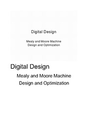 CSCE 2114 Mealy and Moore Machine Design and Optimization