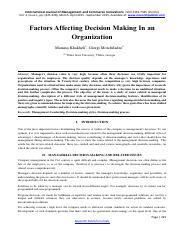 Factors Affecting Decision Making In an Organization-1937 (2).pdf