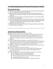 02 Measuring National Economic Performance (Part1) - Student Note.docx