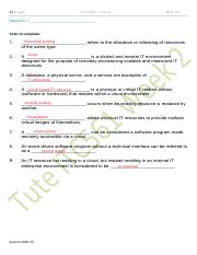 ITC561 Week 2 Tute- Solution.pdf