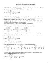 STAT 3401_SOLUTIONS_SECTION 3.7