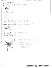 Calc 1 Notes, Shell Method
