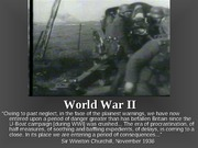 270 The Second World War