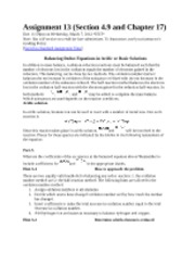 Mastering Chemistry   Chapter    Questions              Chegg com